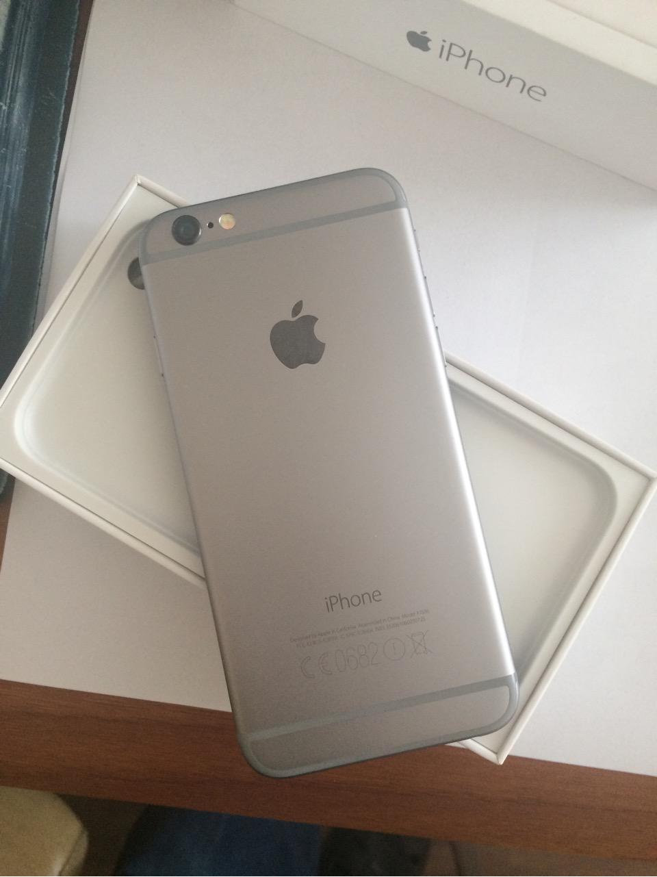 айфон серый 6 фото