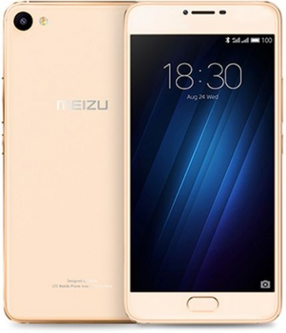 MEIZU U10 32GB Gold (золотой)